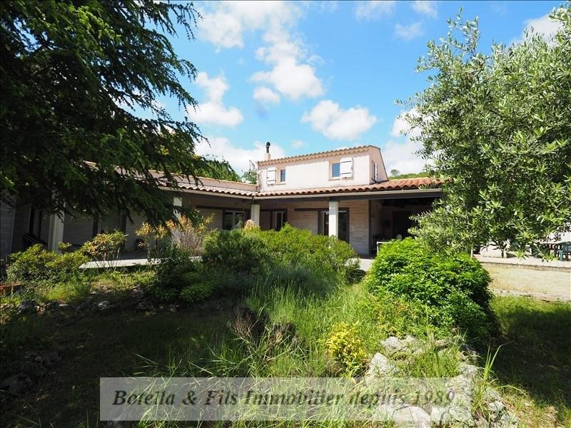 Venta  casa Goudargues 245000€ - Fotografía 1