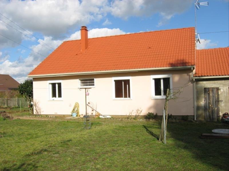 Vente maison / villa Guecelard 132000€ - Photo 3
