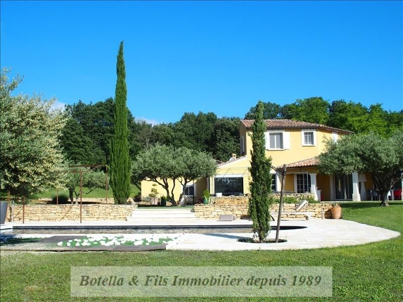 Deluxe sale house / villa Uzes 789 500€ - Picture 5