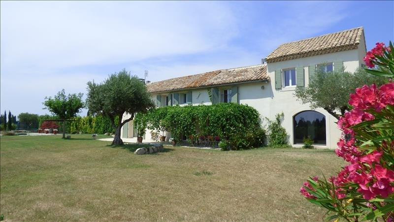 Sale house / villa Violes 525 000€ - Picture 1
