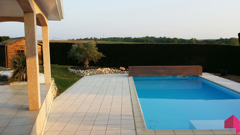 Deluxe sale house / villa Quint fonsegrives 630 000€ - Picture 2