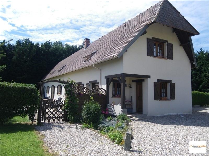 Vente maison / villa Fauville en caux 375000€ - Photo 1