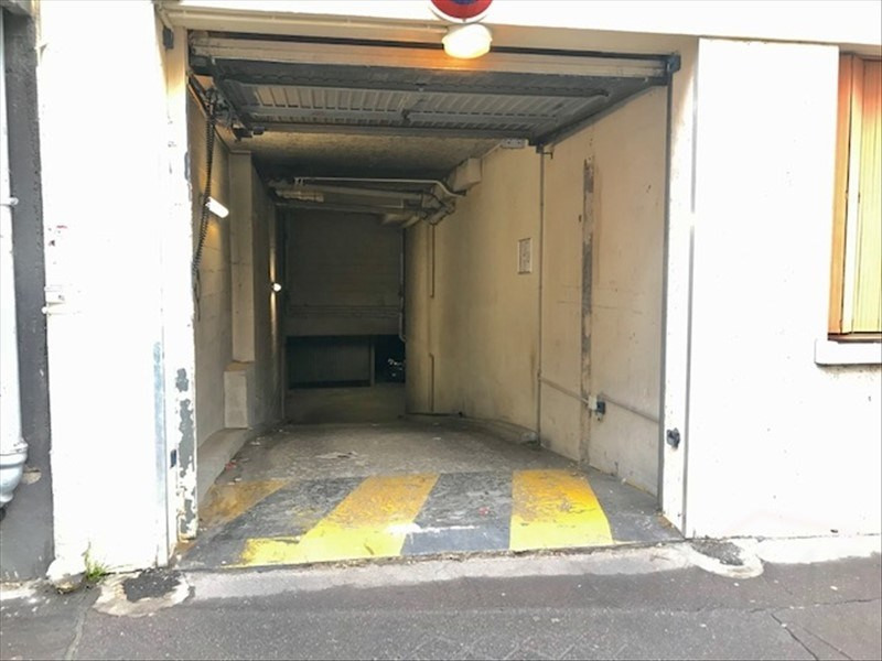 Affitto parking/auto coperto Paris 15ème 120€ CC - Fotografia 4