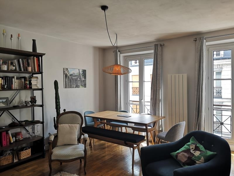 Sale apartment Paris 11ème 590 000€ - Picture 2