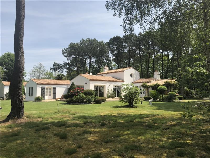 Vente de prestige maison / villa Challans 555000€ - Photo 1