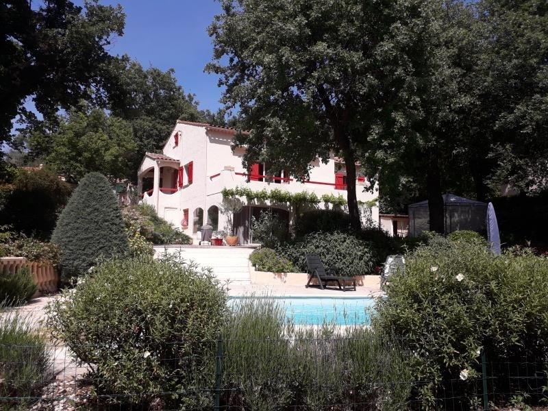 Sale house / villa St maximin la ste baume 459000€ - Picture 1