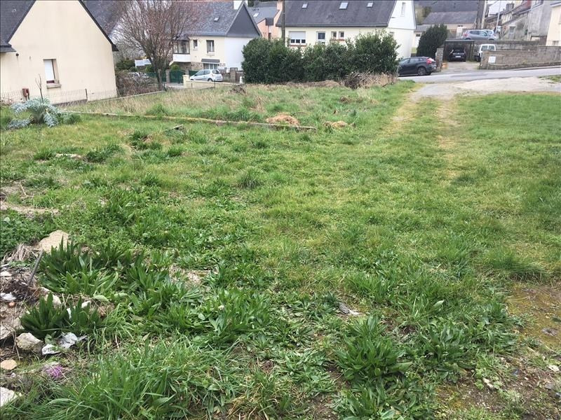 Vente terrain Quimperle 65 950€ - Photo 1