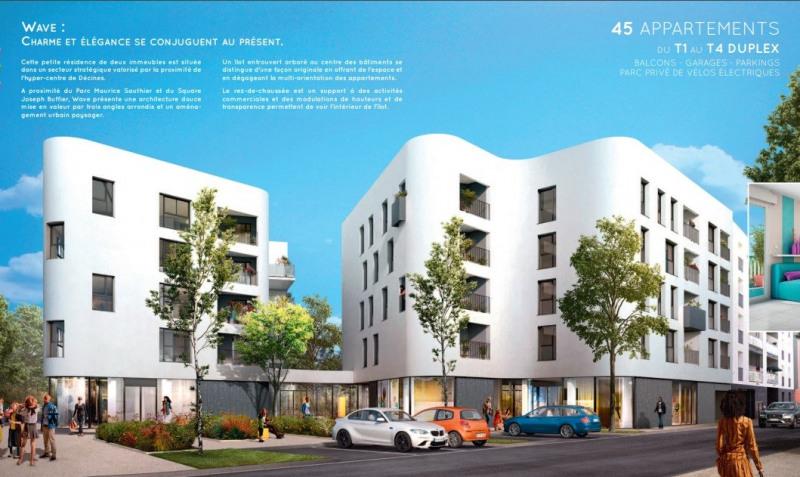 Appartement 4 pièces - 22100