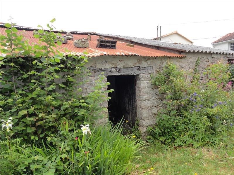 Vente maison / villa St lumine de clisson 85500€ - Photo 2
