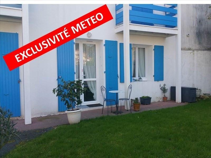 Vente appartement Longeville sur mer 129000€ - Photo 1