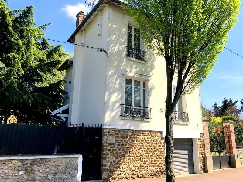 Location maison / villa Le raincy 1304€ CC - Photo 1