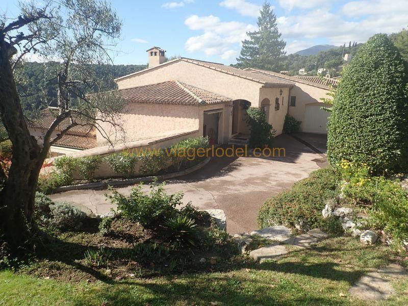 Viager maison / villa Vence 265000€ - Photo 9