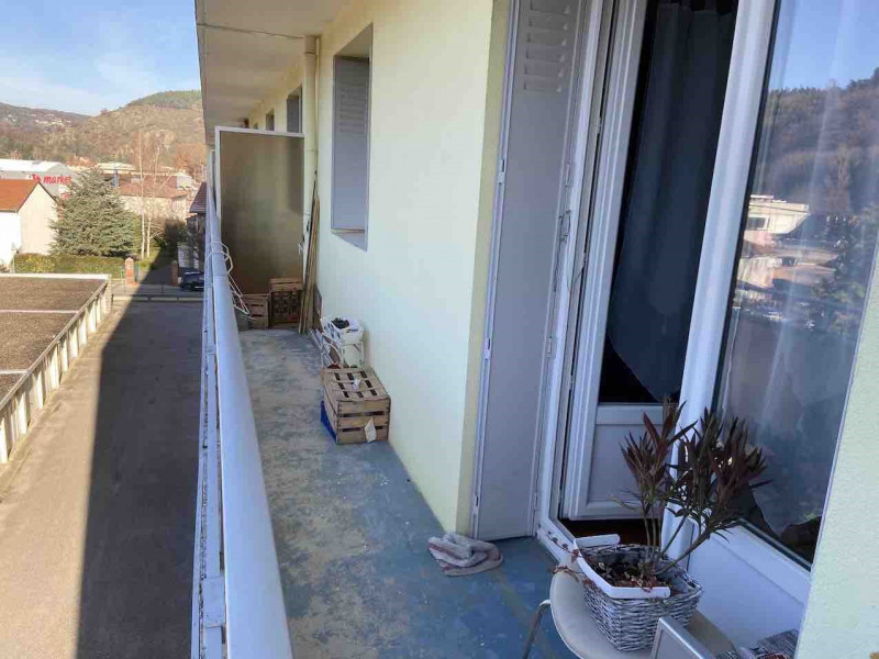 Vendita appartamento Unieux 82000€ - Fotografia 3