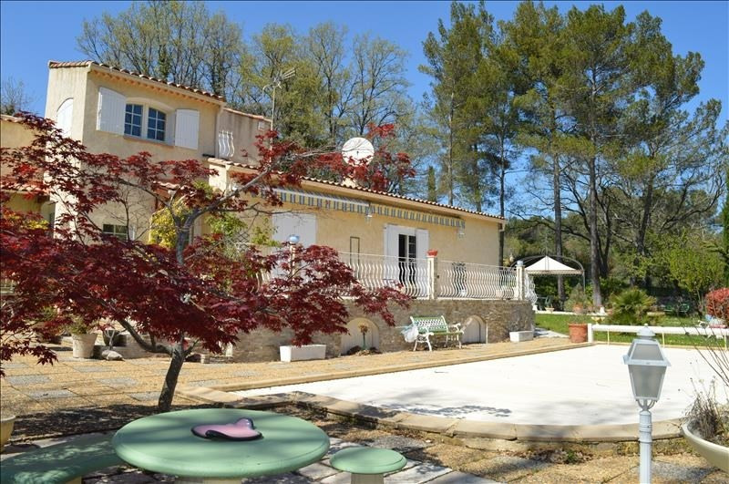 Vente maison / villa Nans les pins 365 000€ - Photo 1