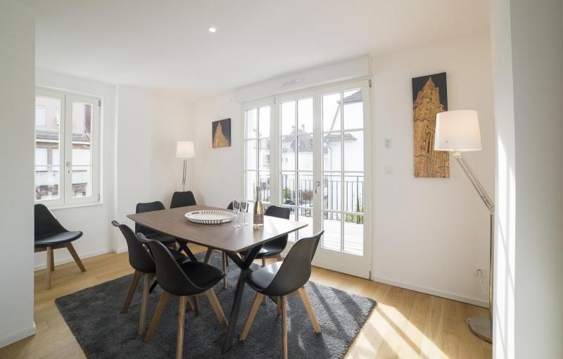 Rental apartment Strasbourg 2 525€ CC - Picture 4
