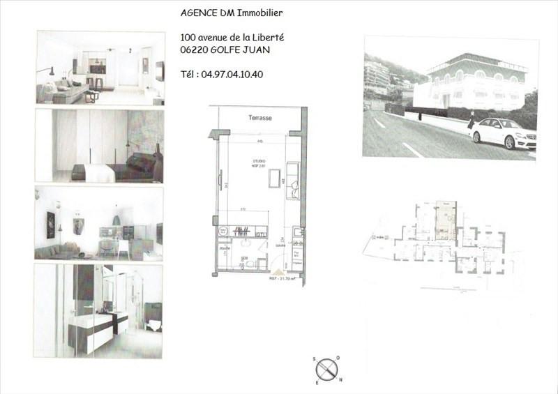 Investimento apartamento Nice 195000€ - Fotografia 2