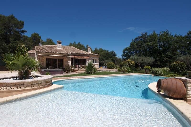 Deluxe sale house / villa Goudargues 795000€ - Picture 1