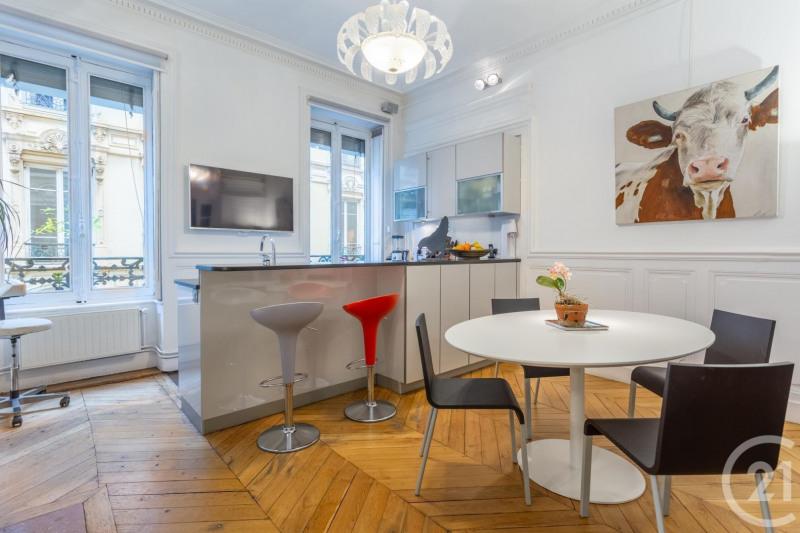 Vente de prestige appartement Lyon 1er 897000€ - Photo 1