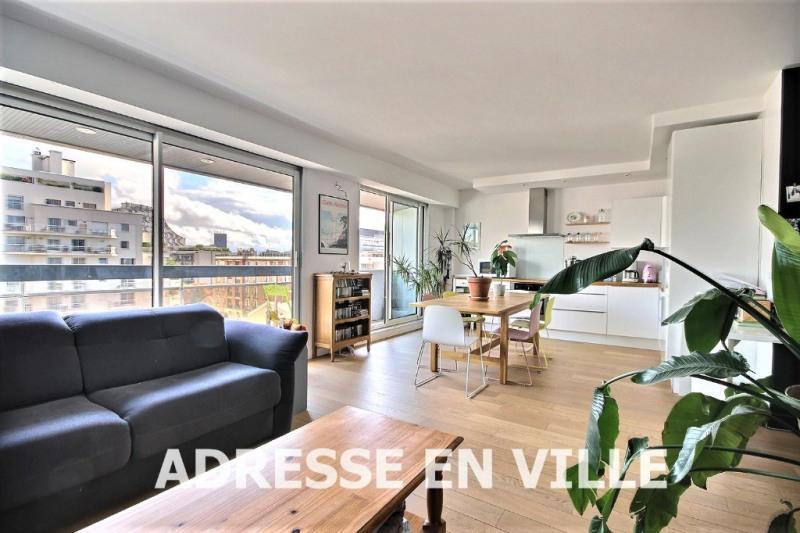 Verkoop  appartement Levallois perret 755000€ - Foto 2