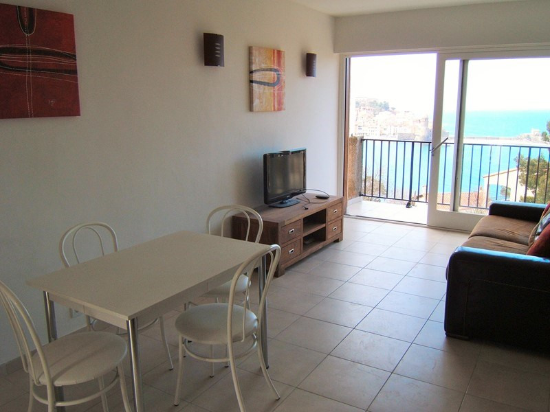 Location vacances appartement Collioure 415€ - Photo 5