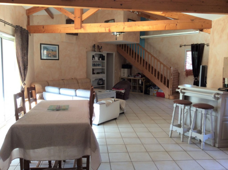 Vente maison / villa Breuillet 420000€ - Photo 4