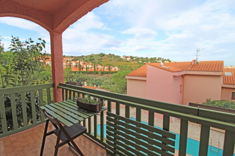 Appartement T3 72m² traversant avec balcon et vue dégagée