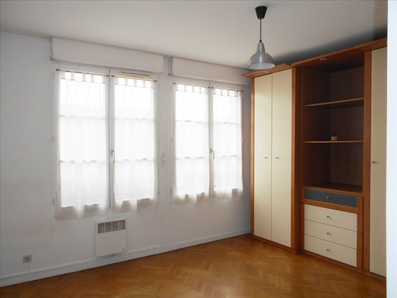 Rental apartment Maisons laffitte 695€ CC - Picture 1