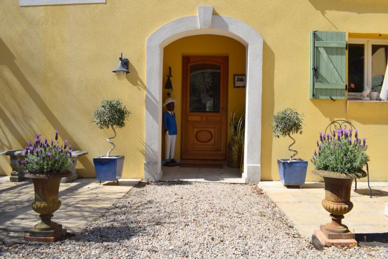 Deluxe sale house / villa Fayence 560000€ - Picture 23