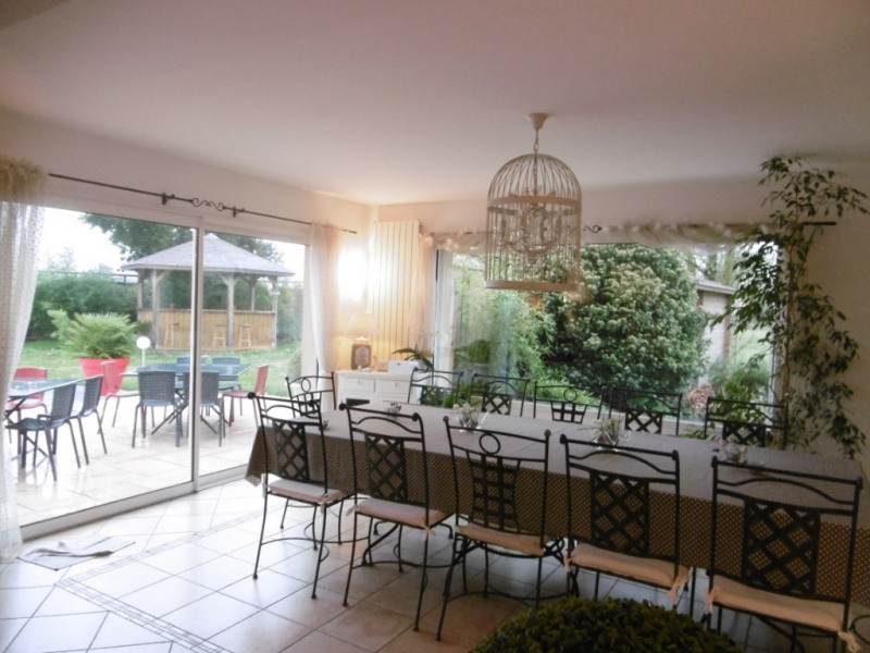 Sale house / villa Yvre l eveque 449 280€ - Picture 4