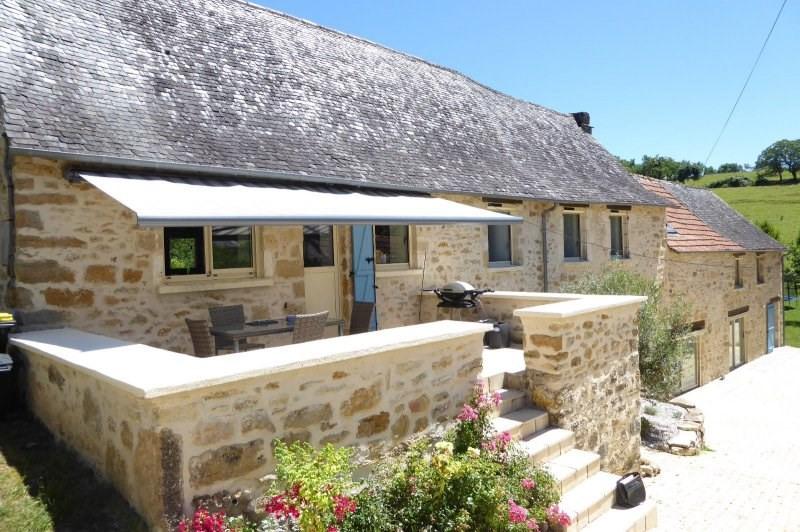 Ancienne ferme restaurée terrasson