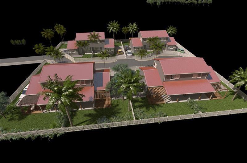 Sale house / villa Le moule 265000€ - Picture 5