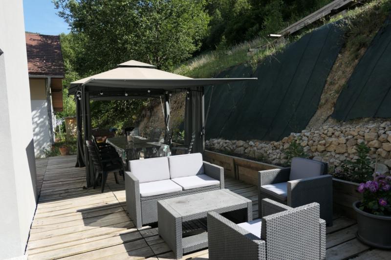 Sale house / villa Morez 365000€ - Picture 1