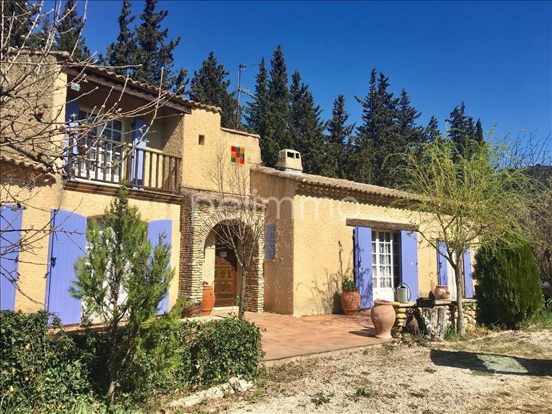 Vente maison / villa Ventabren 545000€ - Photo 2