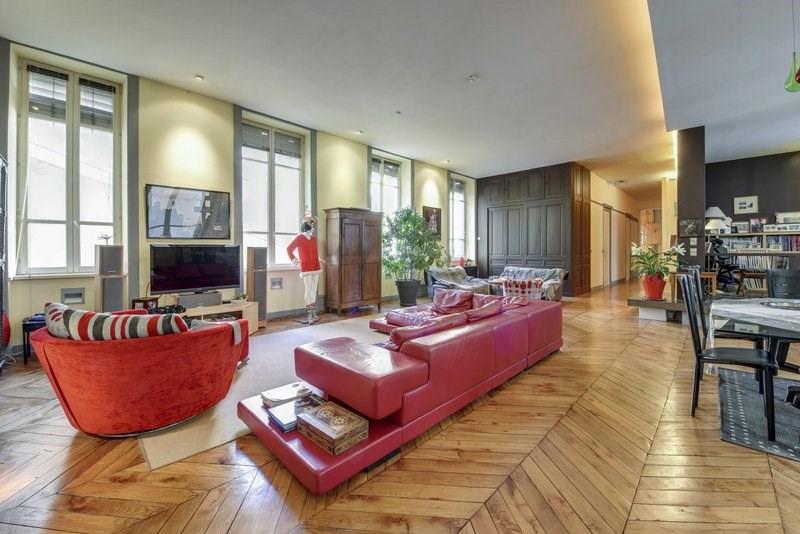 Deluxe sale apartment Lyon 1er 1250000€ - Picture 1