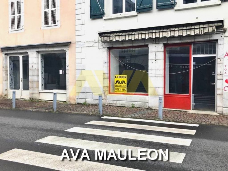Location local commercial Mauléon-licharre 380€ CC - Photo 1