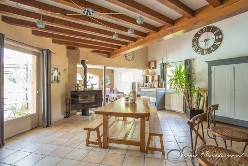 Sale house / villa St romain de popey 455000€ - Picture 6