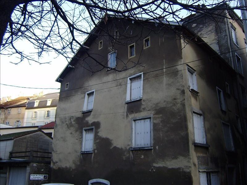 Vente maison / villa Salins les bains 35000€ - Photo 1