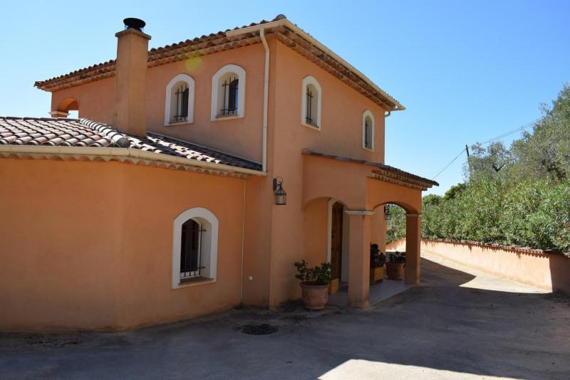 Revenda residencial de prestígio casa Seillans 750000€ - Fotografia 11