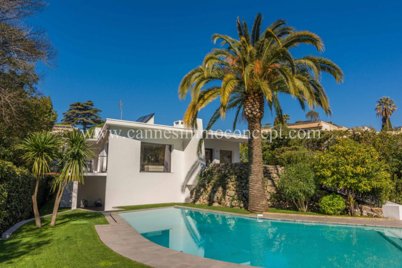 Deluxe sale house / villa Cannes 2 190 000€ - Picture 1