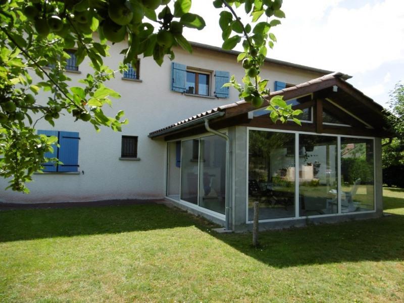 Vente maison / villa Villars-les-dombes 334000€ - Photo 3