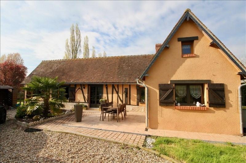 Vente maison / villa Rugles 137500€ - Photo 1