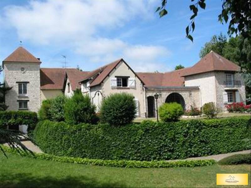 Vente de prestige maison / villa Fontenay mauvoisin 1190000€ - Photo 1