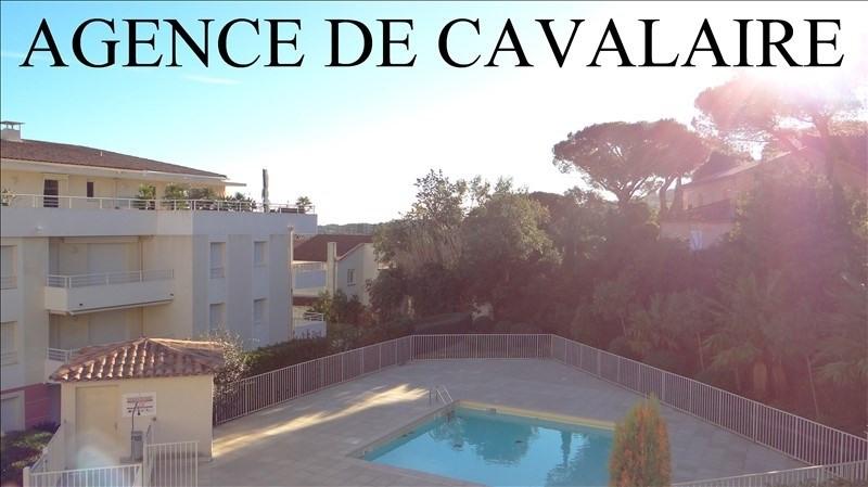 Sale apartment Cavalaire sur mer 229500€ - Picture 1