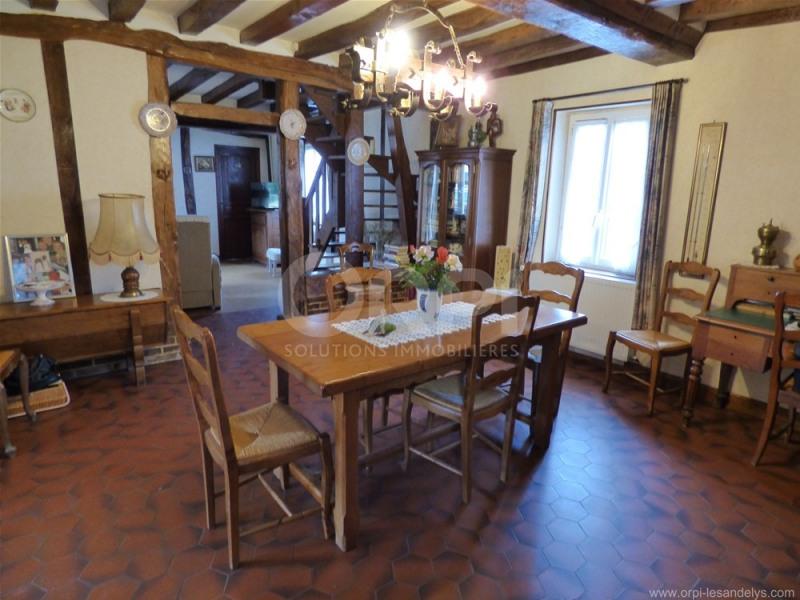 Vente maison / villa Etrepagny 174000€ - Photo 2