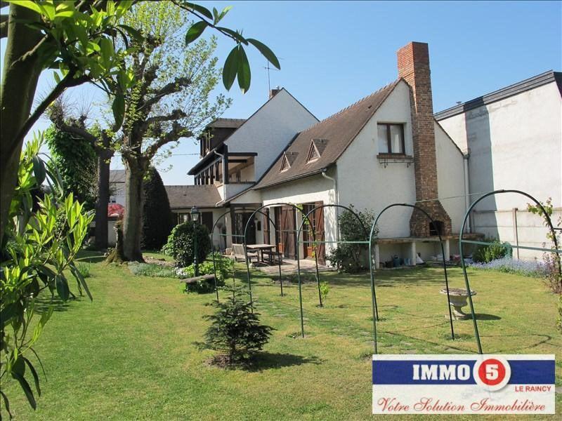 Sale house / villa Le raincy 685000€ - Picture 2