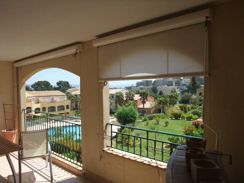 Vacation rental apartment Cavalaire sur mer 1300€ - Picture 1