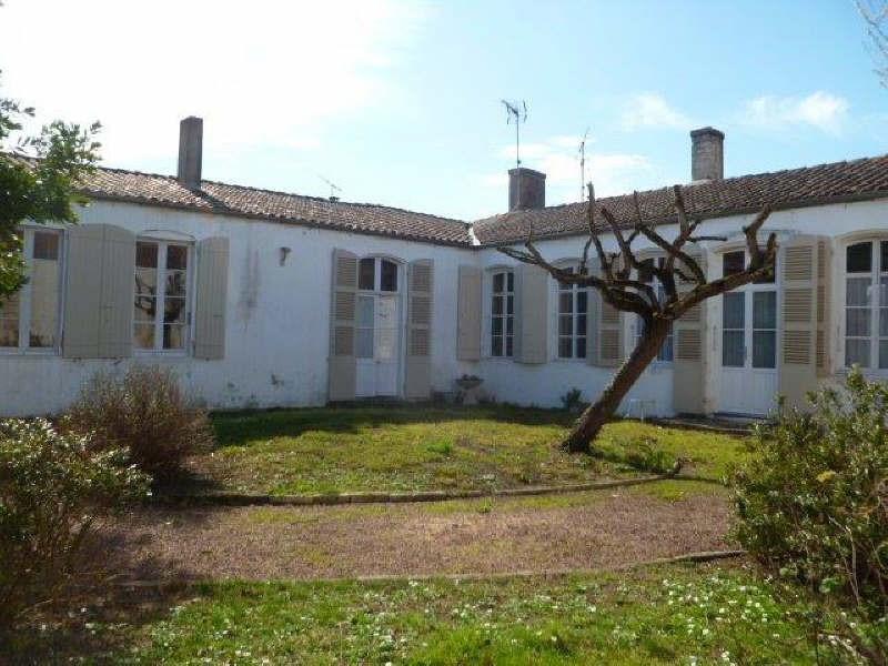 Vente de prestige maison / villa Le chateau d'oleron 644000€ - Photo 1