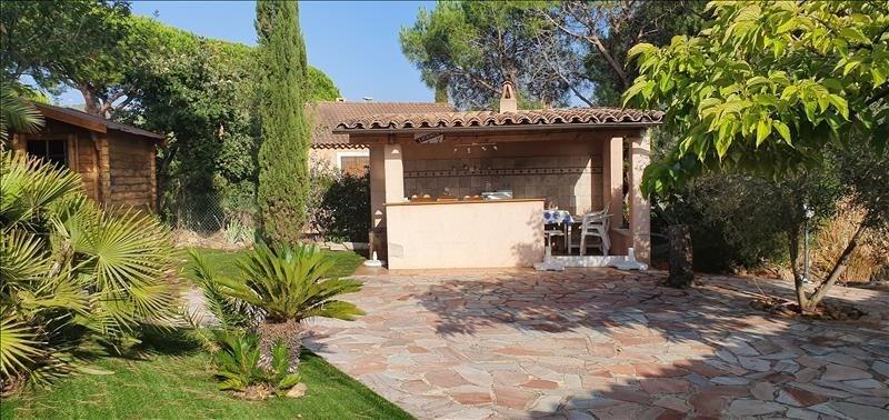 Deluxe sale house / villa Les issambres 635000€ - Picture 3