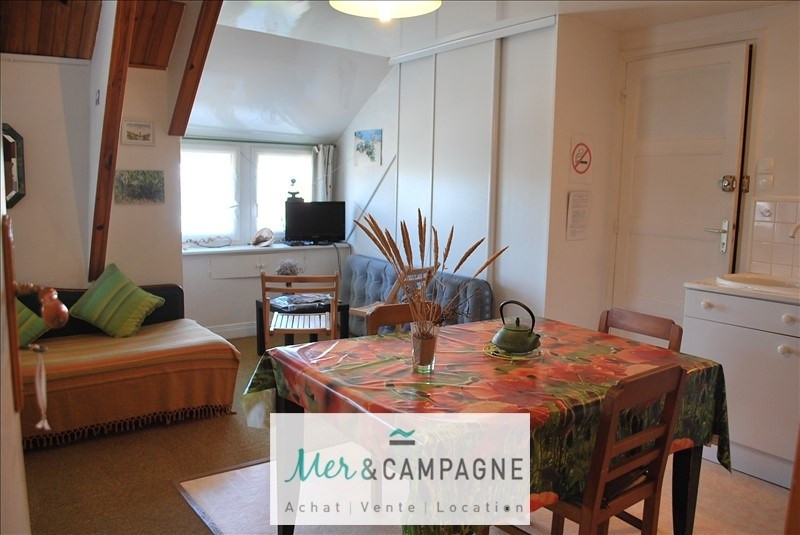 Sale apartment Fort mahon plage 39 500€ - Picture 1