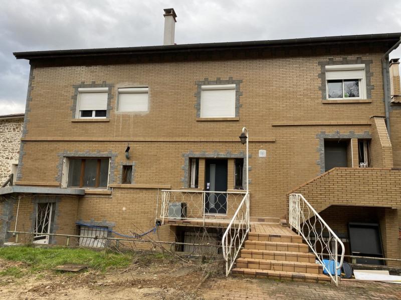 Revenda apartamento Reventin vaugris 179000€ - Fotografia 1